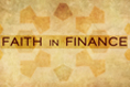 Faith in Finance
