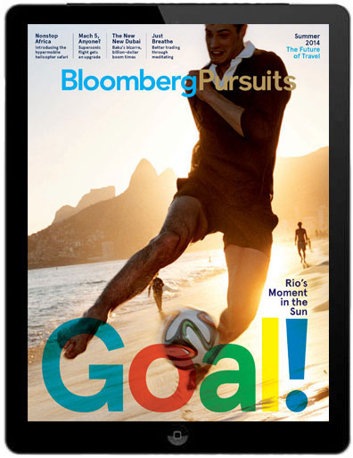 Bloomberg Pursuits